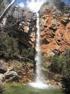 Cascada del Chorro de Las Batuecas