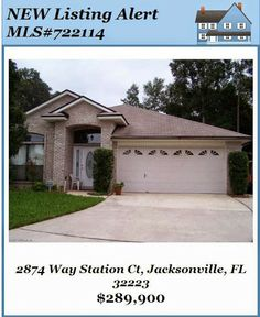 Brought to you by Marina Vorobyova of INI Realty Investments, Inc., the first 100% Commission Real Estate Office in Jacksonville, FL. www.100RealEstateJax.com