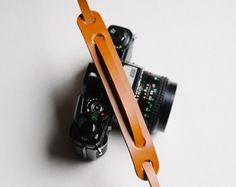 camera leather strap – Etsy DK