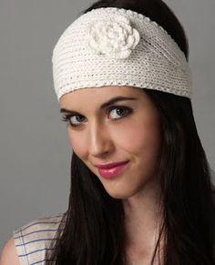 Sweet Sweezers: {diy} Crochet Head Wrap
