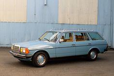 1982 300TD Turbo Diesel Station Wagon