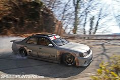 396 Style: A Jzx100 That Likes To Party