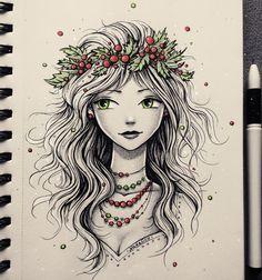Ukrainian girl by natalico.deviantart.com on @DeviantArt
