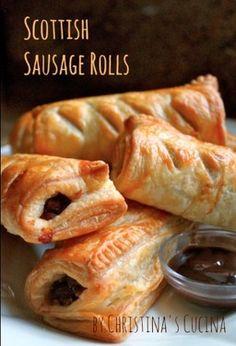 Sausage Rolls, a recipe on Food52