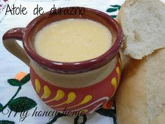 ATOLE DE DURAZNO | ~Honey home~