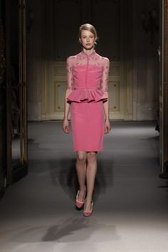 Georges Hobeika Haute Couture Collection Spring 2013