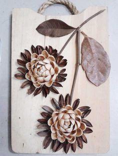 Pistachio-Flower-Board