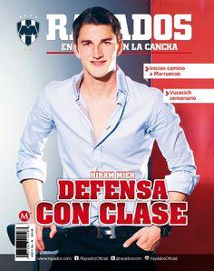 Descubre más sobre @HiramMier21 en la Revista #Rayados 19. Adquiérela en #TiendaRayados