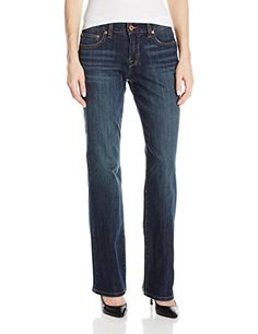 Lucky Brand Women's Easy Rider Jean, Apple Stone, 26x30 ** Want additional info? Click on the image.