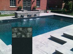 black inground pool lliners | New Pool And Spa Products For May 2012