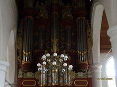Foto - Google Foto's muller orgel grote kerk