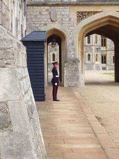 Guard at his post at Windsor Castle, Windsor England. by Bill & Norma Danforth Windsor England, Windsor Castle, Places To Visit, Travel, Viajes, Traveling, Trips, Places Worth Visiting, Tourism