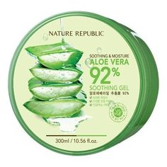 About the Product - Product of South Korea - The best of best million-selling gel, this gel made about 30 times of sold-outs in a year, and also sold about 1.50 million - Main ingredients : aloe Vera