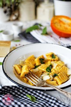 Gnocchi, Eat Happy, Eating Well, Ricotta, Recipies, Good Food, Food And Drink, Fit Foods, Menu