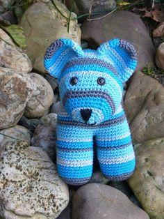 Crochet Amigurumi Little Dog or Bear?