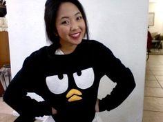 DIY Cute Sweater
