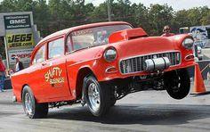 55 Chevy Gasser!