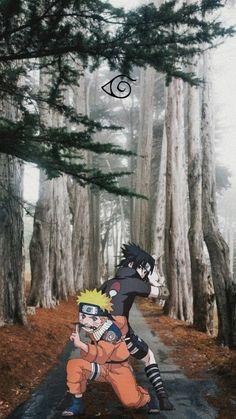 Naruto e sasuke. Naruto e sasuke Wallpaper Naruto Shippuden Sasuke, Naruto Kakashi, Anime Naruto, Fan Art Naruto, Naruto Teams, Naruto Cute, Boruto, Sakura Uchiha, Gaara