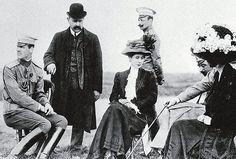 Imperial Russia, Grand Duke Mikhail Alexandrovich with Natasha...