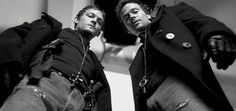The McManus Brothers - The Boondock Saints - played by Norman Reedus and Sean Patrick Flanery