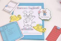 Ha szeretnéd, hogy egy kedves könyvélmény még teljesebb legyen a gyermeked számára, készítsetek belőle lapbookot! Most segítséget találsz ehhez, kattints! Bart Simpson, Peanuts Comics, Family Guy, Education, Learning, Fictional Characters, Studying, Teaching, Educational Illustrations