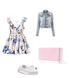 """""""Untitled #30"""" by sara-balut on Polyvore featuring Converse, Givenchy and Tiffany & Co."""