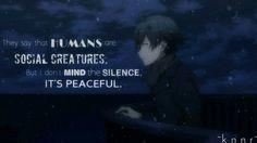Oregairu quote, Hikigaya Hachiman quote