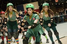 Whip It: The story of a small-town girl and her roller derby adventures in Austin, starring Ellen Page, Drew Barrymore, and Kristen Wiig.