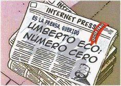Umberto-Eco Número-Cero nueva novela resumen