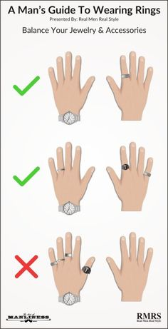 Should You Limit The Number Of Rings On Your Fingers?