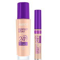 #MakeUp | Perfekter Teint, feuchtigkeitsregulierende Pflege, Anti-Aging-Wirkung - und dies für 24 Stunden? Kein Problem, denn makellose Haut ist ein Kinderspiel: Die neue Make Up-Linie Perfect Stay 24 H + Perfect Skin Primer.