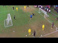 Goalkeeper Training, Soccer Goalie, Drill, Sports, Youtube, Goaltender, Soccer Drills, Hs Sports, Hole Punch