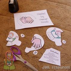 Mother-in-Law (Luke 4) | Sunday School Ideas | Preschool ...