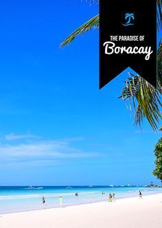 Really informative about Boracay.