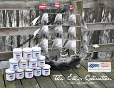 New Product Release – The Ellis Collection — American Paint Company