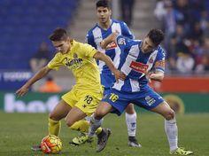 El Villarreal estropea el homenaje del Espanyol a su nuevo propietario
