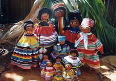 Seminole Doll. The Seminole Tribe of Florida.