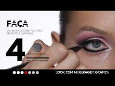 Tutorial de Maquiagem Sephora: Aprenda a criar um Look Gráfico!