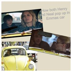 Henry and Neal / once upon a time