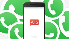"""Google has finally launched the much anticipated messaging app """" Allo"""". Google… Marketing Articles, Communication, Product Launch, Social Media, Google, Messages, App, Logos, Android"""