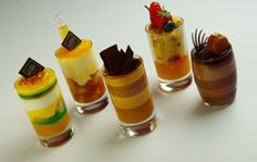 Hotel Tour Eiffel, Christophe Roussel, Panna Cotta, Pudding, Bar, Chocolate, Canning, Ethnic Recipes, Desserts
