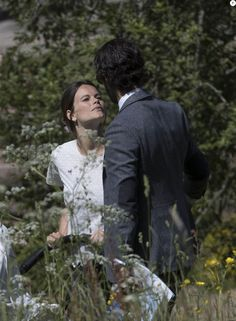 Prince Carl Philip and Princess Sofia of Sweden along with their baby son Prince Alexander attend Stenhammar Day, an annual event organised by the Swedish University of Agriculture and the Stenhammar Estate on June