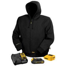 Diskon 75% untuk DeWALT DCHJ061C1 20V MAX Black Hooded Heated Work Jacket Kit w/Battery[Small,DCHJ061C1-S]! Total biaya hanya Rp 3.008.860,72 (Kurs : Rp 13.900,00). Beli sekarang = https://jasaperantara.com/pembelianbarang/ebay/?number=1&calckodepos=15225&query=141872498355&quantity=1&jenis=bin&btnSubmit=Hitung , eBay = http://cgi.ebay.com/141872498355