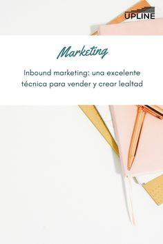 Aunque los anuncios publicitarios siguen generando ventas en mayor o menor medida, cada vez son menos efectivos, especialmente en la web. Para atraer más clientes y evitar la intrusión de las campañas publicitarias, muchas empresas con presencia en la Internet están recurriendo al inbound marketing. Pero, ¿qué es el inbound marketing? ¿Cuáles son las medidas necesarias para aplicar esta nueva estrategia? ¡Aquí están las respuestas a estas preguntas! Internet, Marketing, Blog, Ad Campaigns, Loyalty, Blogging