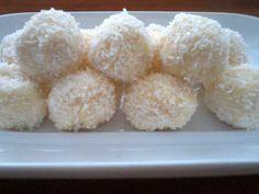 proste kokosowe pralinki a la Raffaello | Domowy Smak Jedzenia .pl