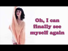 Katy Perry By the Grace of God Lyrics) reminds me of twilight Katy Perry Lyrics, Tv Shows, T Shirts For Women, Songs, God, Twilight, Youtube, Movies, Fashion