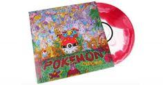 Un vinyle Pokemon, pour les fans de musique ET de Pokemon