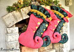 Christmas Stockings, Holiday Decor, Home Decor, Needlepoint Christmas Stockings, Decoration Home, Room Decor, Christmas Leggings, Home Interior Design, Home Decoration
