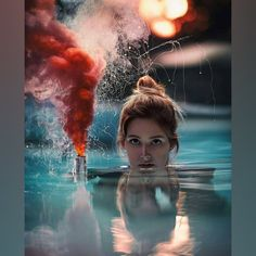 Get Smoke on the water photos and images from Picfair. Find high-quality stock photos that you won't find anywhere else. Photography Women, Photography Photos, Beauty Photography, Smoke On The Water, Beauty Video Ideas, Tumblr, Super Healthy Recipes, Sad Girl, Creative Portraits
