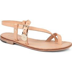 Bayswater flat sandals - MULBERRY - Sandals - Shoes - Shop Accessories - Womenswear | selfridges.com